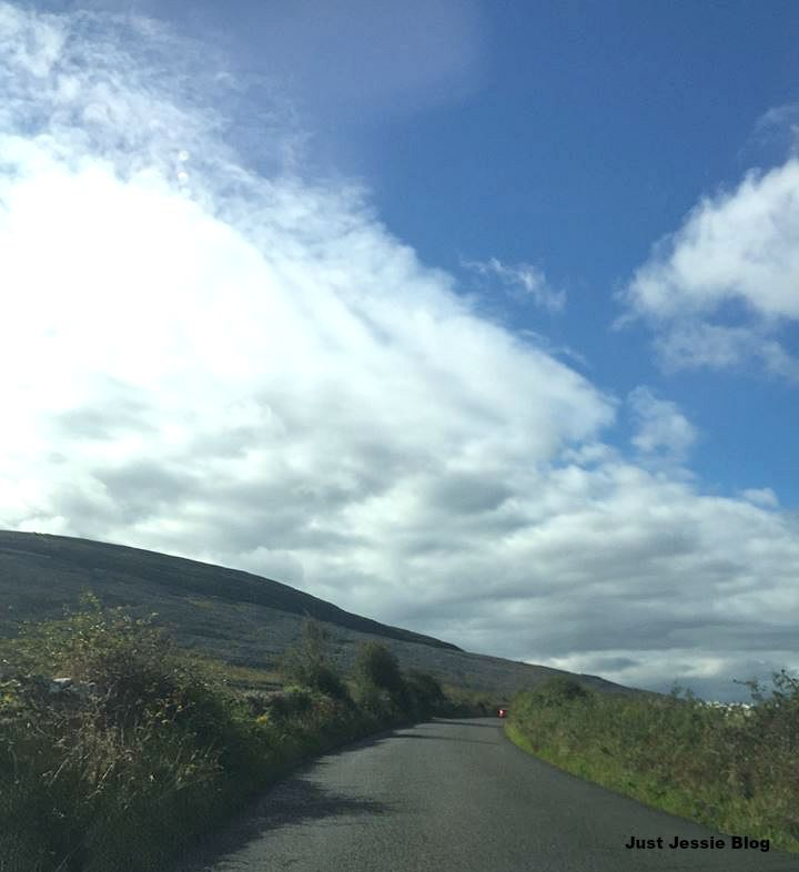 Windy Roads to Moher