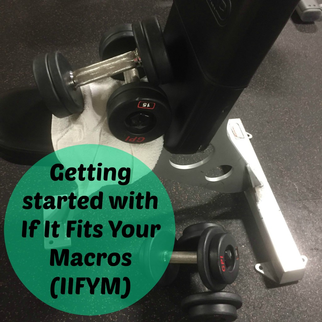 Getting started with If It Fits Your Macros (IIFYM)