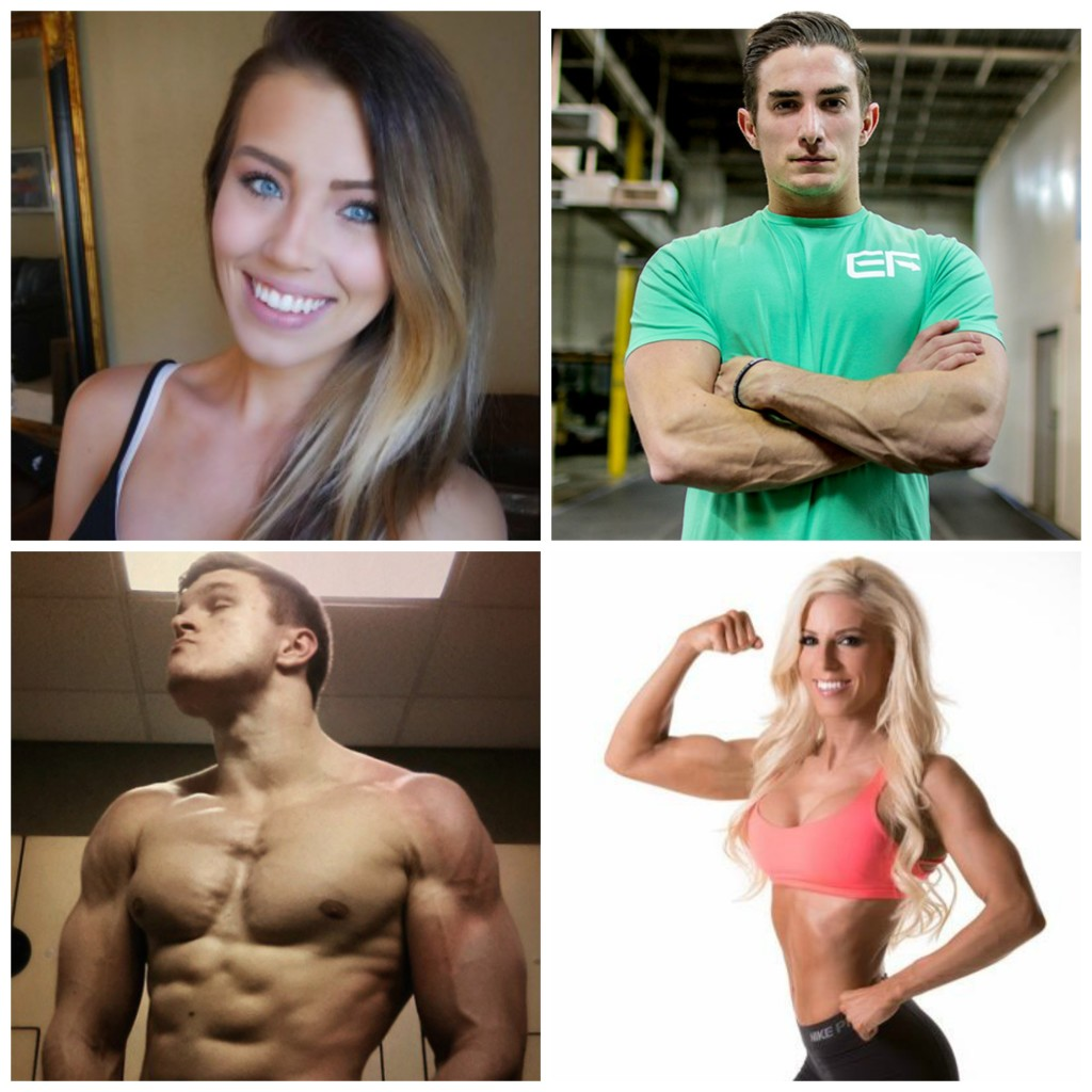 Fitness YouTube Faves