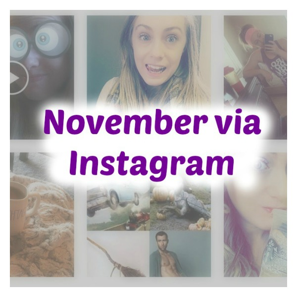 November via Instagram