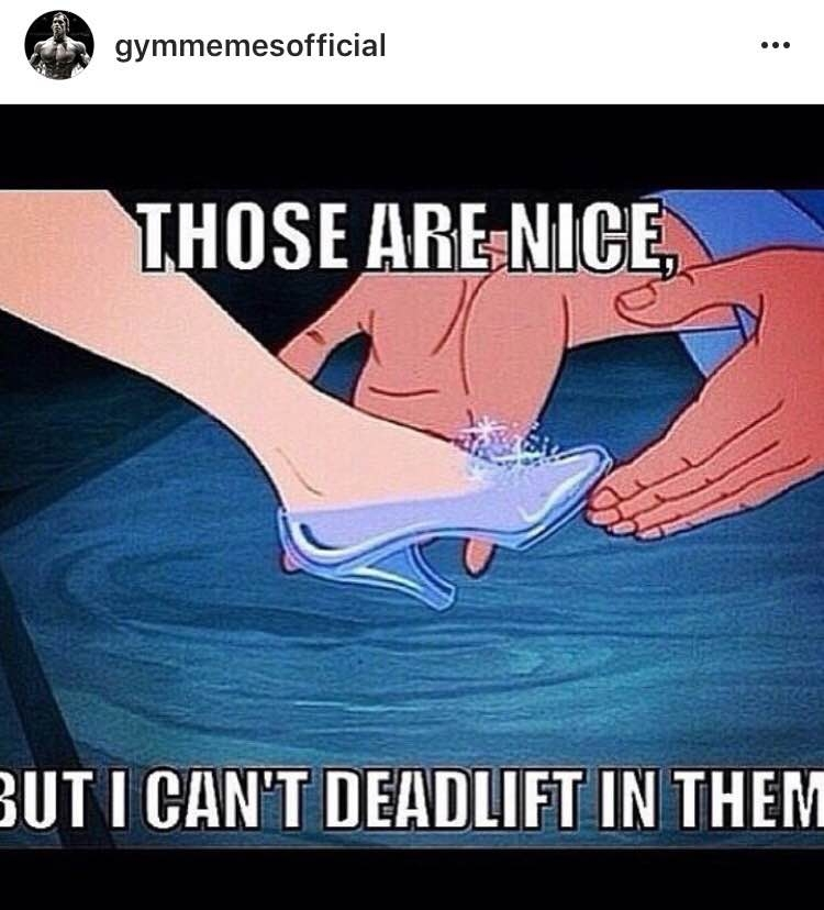 Deadlift shoes