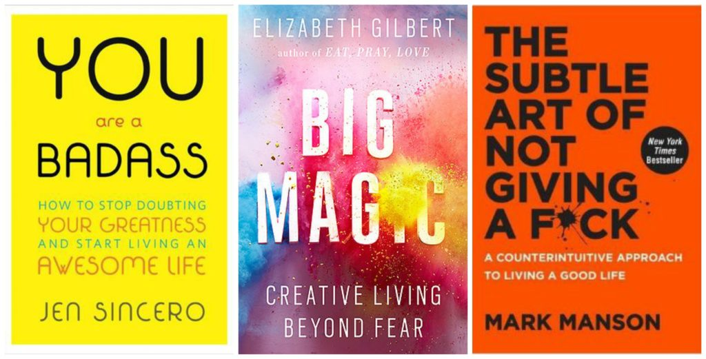 Books I've read this month (March)