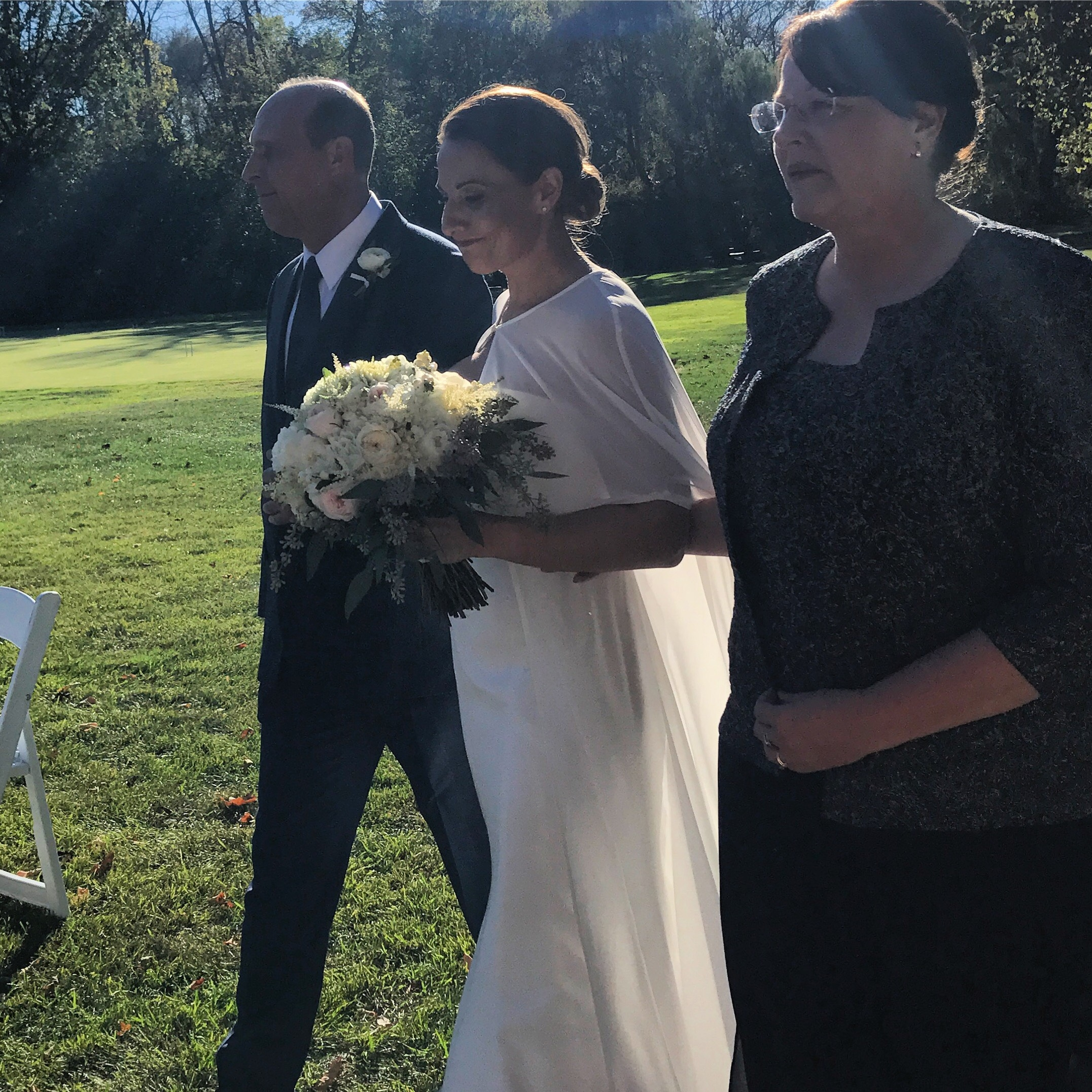 Time to talk about the weekend! Weekend Recap: Beautiful Day for a Wedding
