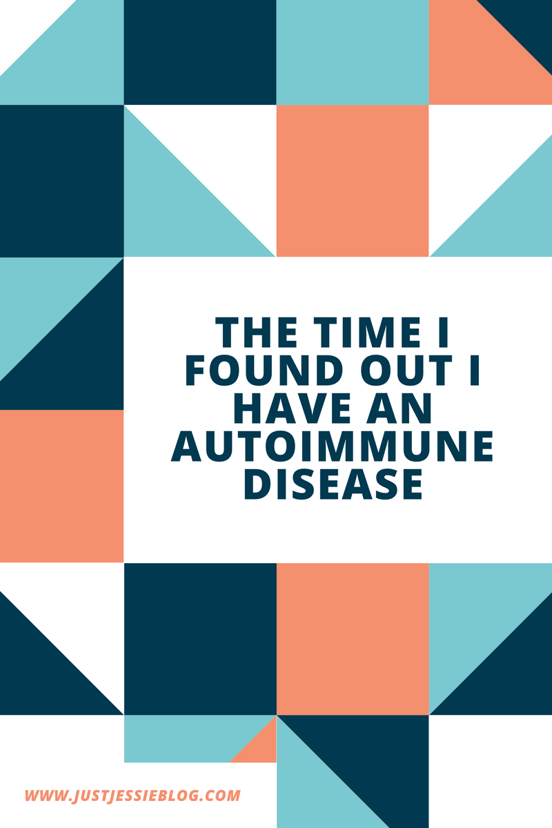 Finding out I have Hashimotos Thyroiditis | The Time I Found Out I Have An Autoimmune Disease