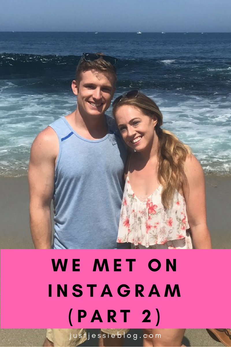 Who doesn't love a good love story? Here's Part 2 of How Ben & I Met on Instagram! | Jessie & Ben: How We Met (Part 2)