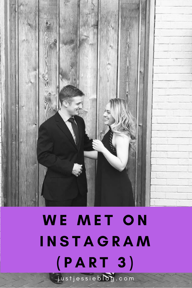 Who doesn't love a good love story? Here's Part 3 of How Ben & I Met on Instagram! | Jessie & Ben: How We Met (Part 3)