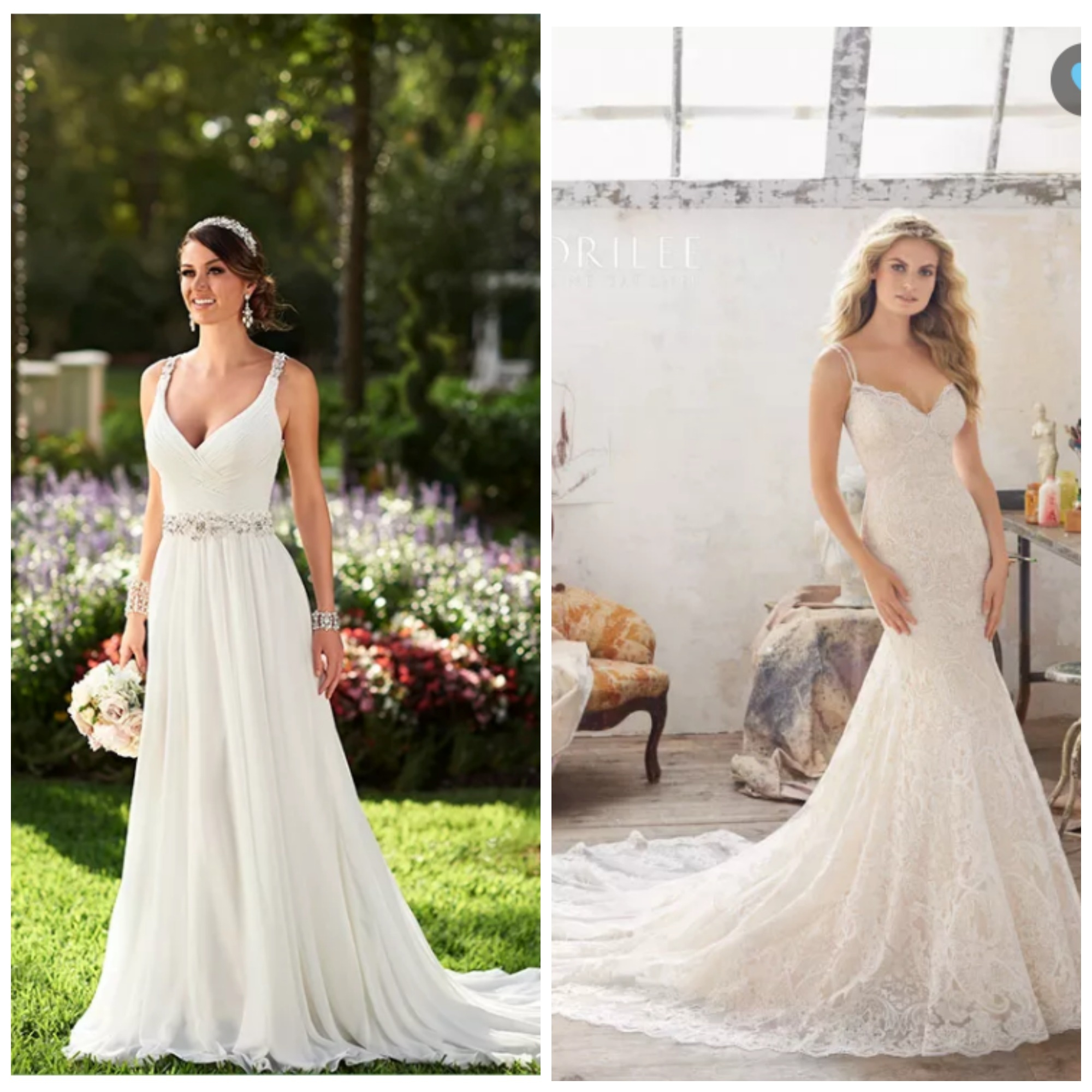 Bridal dresses I love